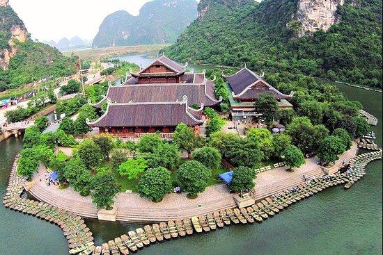 Trang An - Mua Cave - Bai Dinh pequeno...