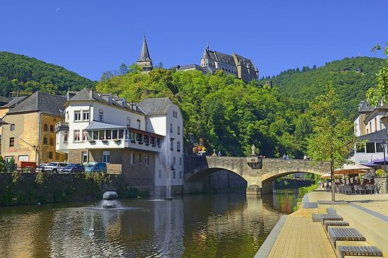 The best of Vianden walking tour