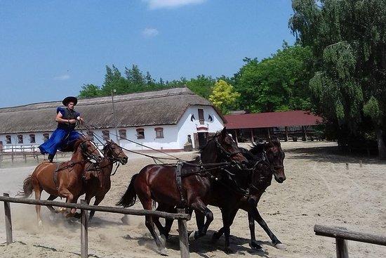 "The ""Puszta"" Horse Show"