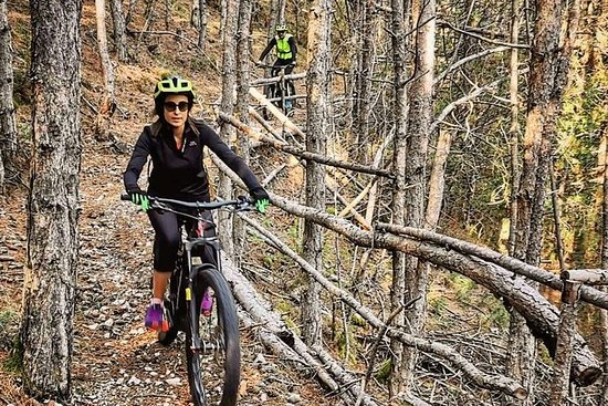 Guided E-MTB tour in the Gran Sasso National Park