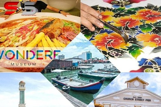4D 3N Penang Package Holidays A...