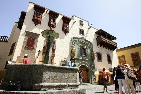 拉斯帕尔马斯城市游览及周边地区