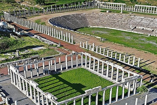 Ancient Messene and Ancient Olympia...