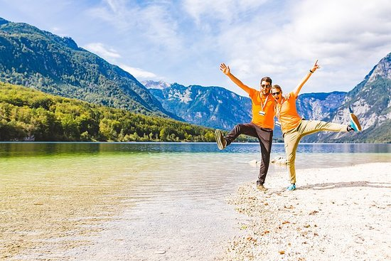 Bled & Bohinj lakes with Skofja Loka | Private trip from Ljubljana