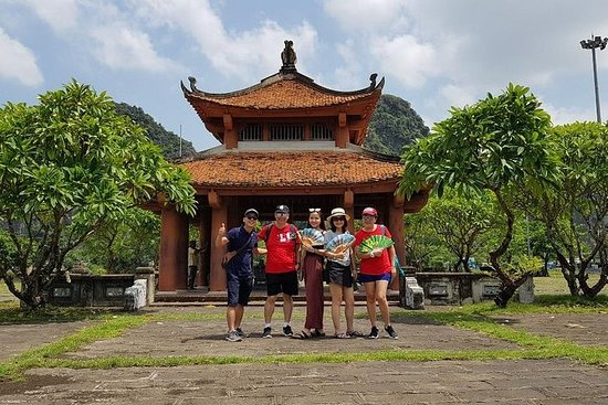 Full Day Trip to Hoa Lu - Tam Coc from...
