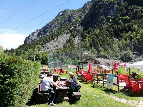 Centro sportivo Antey