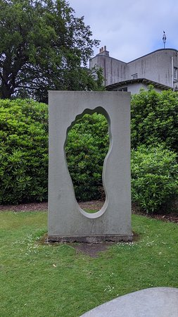 Foot and Arch Sculpture
