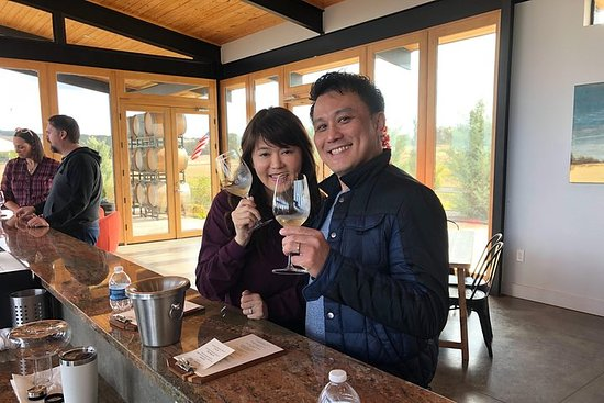 Boutique Winery Experience in the...