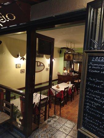 #Argofageio#comfortfood# Mediterranean food