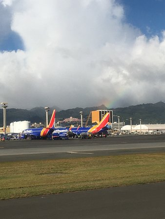 Southwest Airlines: Aéroport international d'Honolulu