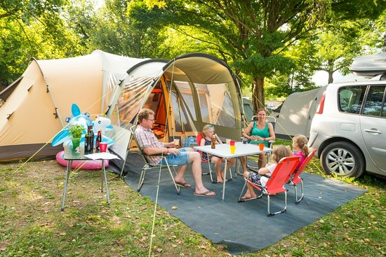 Piazzola Confort al Camping Due Laghi