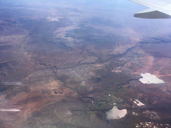 Estados Unidos: États-Unis - vol SLC LAX