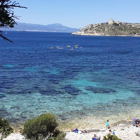 Sardegna Cagliari mare splendido a Calamosca
