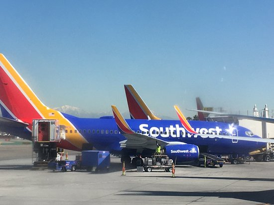 Southwest Airlines: Los Angeles Intl Airport