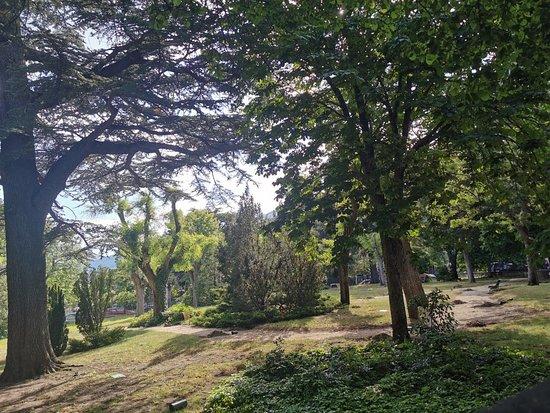 Parque Adolfo Suarez