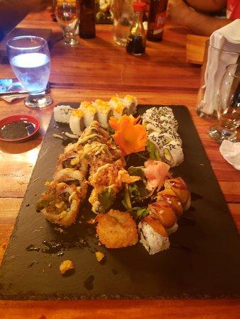 Fantastic Business Team Dinner