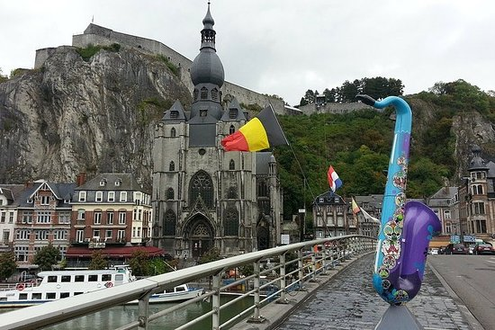 The best of Dinant walking tour