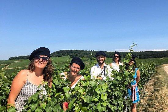 Oenotouristic Escape in Aÿ-Champagne