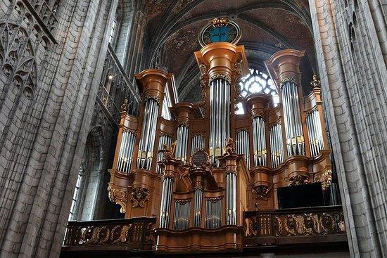Romantic tour in Mons