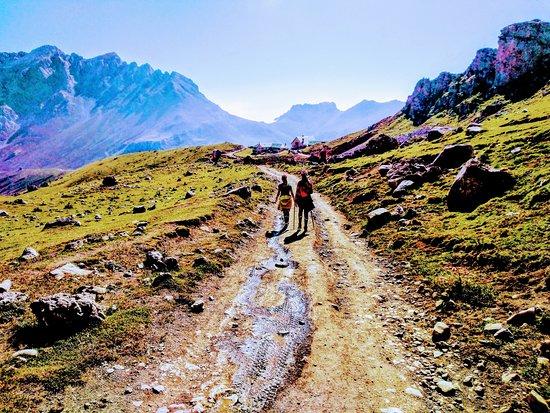Fuente De, Španielsko: Trekking