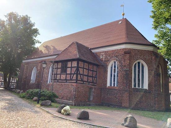 Kirche Neustadt-Glewe