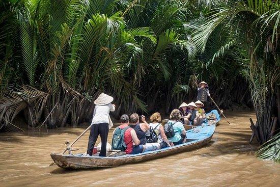 胡志明市的湄公河三角洲全日私人旅游