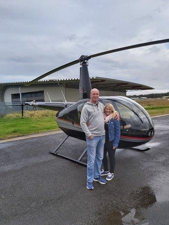 Valokuva: Hunter Valley Broken Back Range Helicopter Flight from Cessnock