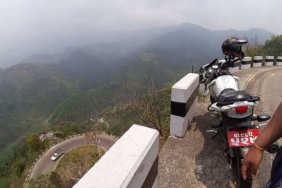 Scenic Motorcycle Riding Tour to...