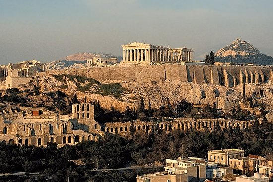 Athens Sights & Sounion (Poseidon...