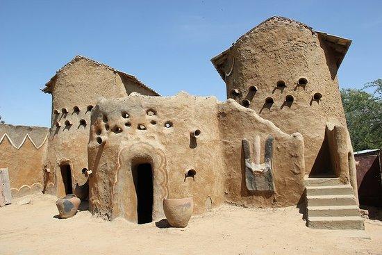 N'DJAMENA - Gaoui village and the Sao civilization