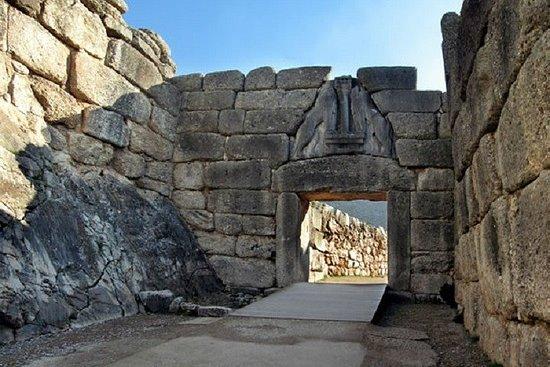 Ancient Corinthos, Mycenae & Nafplio...