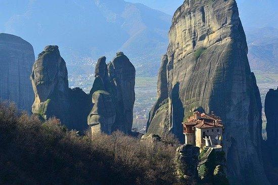 Meteora Monasteries & Thermopylae...