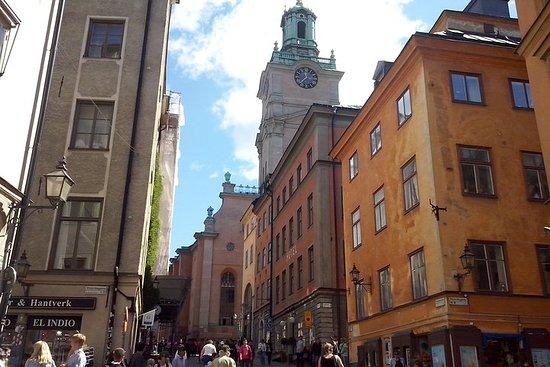 Tour di orienteering a Stoccolma