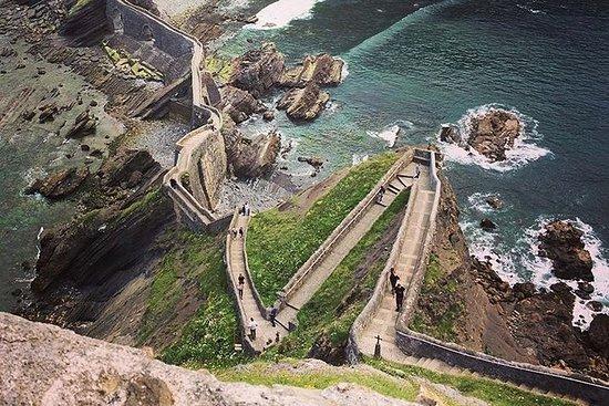 Full-Day Dragonstone Basque Coast Tour Game of Thrones