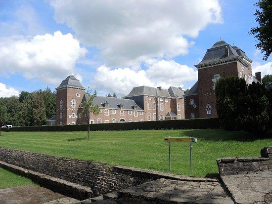 het prachtig kasteel