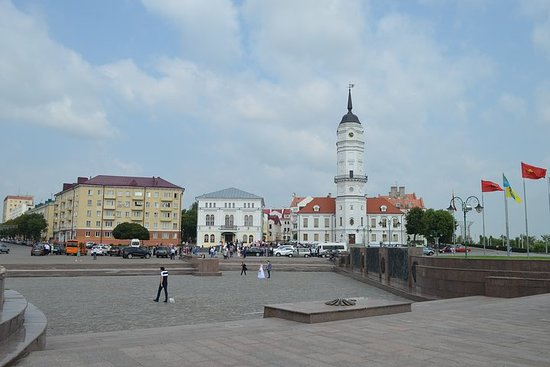 Sightseeing private tour from Minsk...