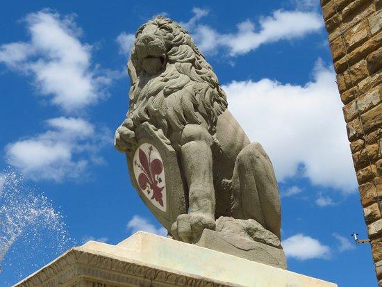 Statua di Marzocco