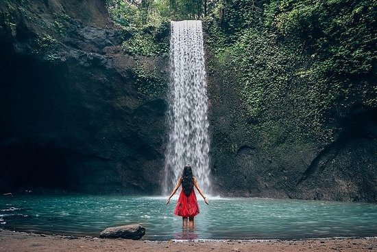Bali - Highlight Ubud Waterfall Tour...