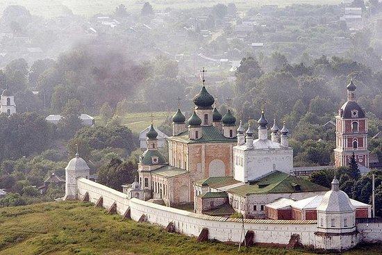 Tur til Peryaslavl Zalesskiy. Russian Tsar's Summer Resort.