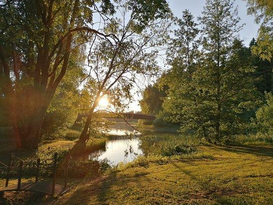 Somero, Finlândia: Kesäinen auringonlasku Härkälässä