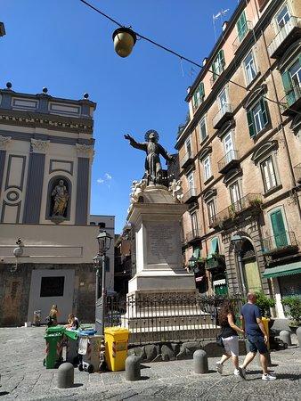 Statua di San Gaetano: San Gaetano