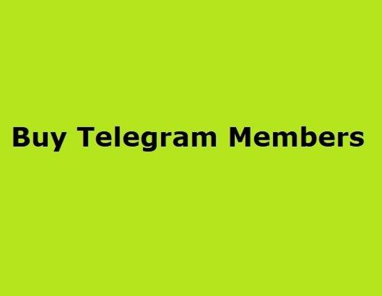 Hindistan: Buy Telegram Members https://www.allmediapromotion.com/services