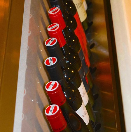 Choice of great Austrian wines