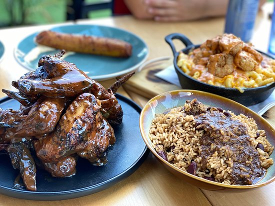 """This is a portion of what you get when you order """"Every TIngz"""" from Tingz - a fabulous new restaurant in the Byward Market of Ottawa, Ontario."""