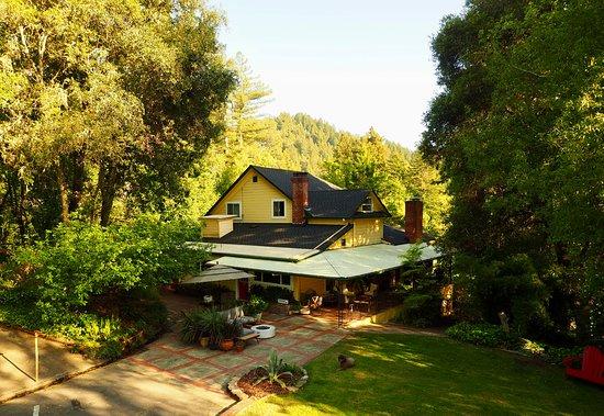 Mine + Farm, The Inn at Guerneville, CA