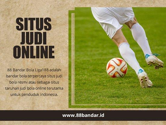 Agen Judi Bola Untuk Aplikasi Kasino Online Populer At Https 88bandar Id Foto Di Indonesia Asia Tripadvisor