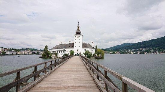 Traunsee Gmunden Schloss Ort Review Of Seeschloss Ort Gmunden
