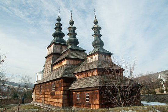 Lesser Poland Wooden Architecture Trail UNESCO Private Tour from...