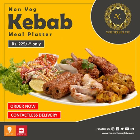 Gurgaon District, India: Never deny for food especially when in hunger. Have some scrumptious bites and say bye to your hunger cravings only from #NorthernPlate ! #Orderonline  Zomato -http://bit.ly/2I50pNX Swiggy -http://bit.ly/2wcgkHz  #Northernplate #Gurgaon #Food #gurugram #gurgaontimes #gurgaondiaries #gurgaonfoodie #gurugramfoodie #gurgaonblogger