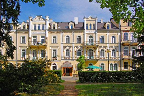 Kurhaus Erika, Lázeňský dům Erika